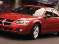 Options:  2004 Dodge Stratus Es|/|V6 2.7L