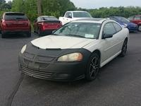 White 2004 Dodge Stratus R/T FWD 4-Speed Automatic 3.0L