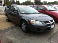 Options Included: N/ALOOK AT THIS CLEAN STRATUS WITH