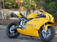 The 998cc L-Twin Testastretta is a milestone in the