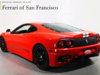 Exterior Color : Rosso Scuderia Interior Color : Beige