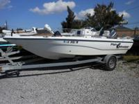Description 2004 Fish Master with 150hp Yamaha ONLY