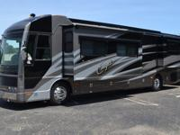 2004 Fleetwood American Eagle Diesel Pusher, 40J,