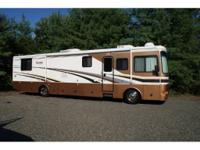 2004 Fleetwood Bounder 39Z Diesel Pusher. Just back