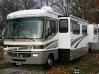 2004 Bounder, 51000 Miles, Chevy 8.1 Work Horse Chassi,