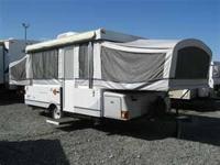 2004 Fleetwood/Coleman Mesa Pop Up Camper - $6000