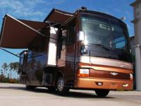 2004 FLEETWOOD DISCOVERY 39L 39 FT 43K MILES 4 SLIDES