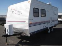 2004 Fleetwood Pioneer 18T6 for sale. It is in great