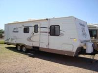 2004 Fleetwood Prowler FQS 300 BUNK HOUSE Travel