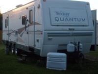 I'm offering a 2004 Terry Quantum 290FLS 30' Travel