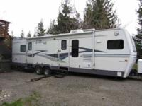 2004 Fleetwood Terry Quantum Travel Trailer Fleetwood