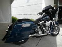 Over $40,000.00 in this Harley. 103 Screamin-Eagle