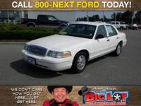 You'll be hard pressed to find a nicer 2004 Ford Crown
