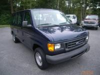 8 PASSENGER VAN POWER WINDOWS AND LOCKS FRONT AND REAR