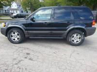2004 Ford Escape XLT 3.0L engine, automatic