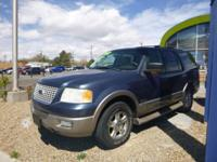 Options:  2004 Ford Expedition Eddie Bauer|Blue|149|745