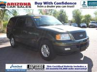 2004 Green Ford Expedition XLT 4D Sport Utility Clean