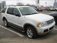 Options Included: Eddie Bauer Edition! A 2004 with
