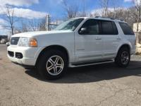 Options:  2004 Ford Explorer Limited 4Wd 4Dr