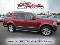 2004 Ford Explorer XLT with 67,341 miles. This local