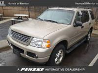 ======: This 2004 FORD EXPLORER is sold AS IS only. We
