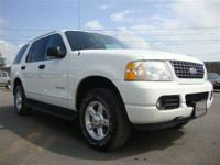 This 2004 Ford Explorer 4dr XLT 4X4 SUV features a 4.6L
