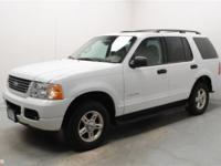 Drivetrain: 4WD Exterior Color: Oxford White Clearcoat