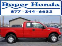 2004 Ford F-150 Extended Cab Pickup 4X4 XL Our Location
