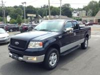 For sale we have a 2004 Ford F-150 XLT 4x4 4.6 L V8