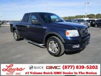 Recent Trade! FX4 5.4 V8 Extended Cab 4x4. Towing
