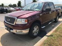 Medium Toreador Red Clearcoat Metallic 2004 Ford F-150
