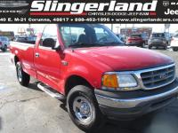 Options:  2004 Ford F-150 Xlt Heritage|Recent Arrival!