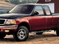 Come in and check out this 2004 Ford F-150 Heritage!!
