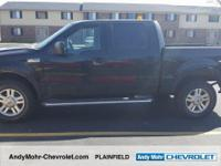Ford F-150  CARFAX One-Owner. Odometer is 37490 miles