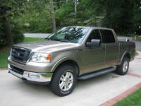 2004 Ford F-150 Lariat XLT 4WD 5.4L V8 Automatic with