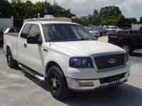 2004 Ford F150 Lariat SuperCab, 5.4L V8, Automatic,