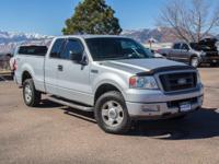 Silver Metallic exterior and Flint interior, STX trim.