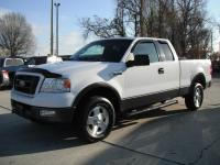 2004 Ford F150 4x4 SuperCab FX4.4 Speed Automatic.8