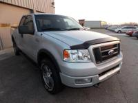 4WD, 5.4L V8, ABS brakes, Air, Cruise, Alloy wheels,