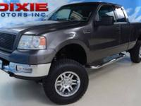 THANK YOU FOR LOOKING AT OUR 2004 FORD F-150 4X4. WE