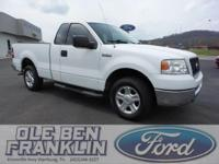 Options:  2004 Ford F-150|White/|V8 4.6L