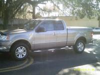 Options:  2004 Ford F150 |Clean 4X4 Lariat Pakcage Auto