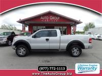 Options:  2004 Ford F-150 Visit Auto Group Leasing