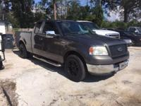 Options:  2004 Ford F-150 Xlt 4Dr Supercab Rwd