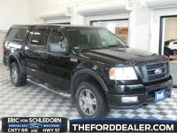 4X4, CLEAN CARFAX, and TOWING PACKAGE. 5.4L V8 EFI 24V,