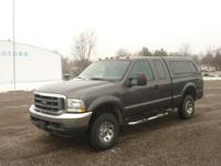 2004 Ford F250 Extended cab 4x4, 5.4 V8, automatic,