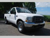 CLEAN CARFAX! ONE OWNER! A STRONG AND RUGGED F-250 XL!