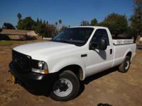 2004 Ford F-250 04'Ford F-250 Pickup Truck 04' Ford