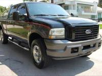 EXCELLENT TO PERFECT CONDITION 2004 FORD F-250 6.0
