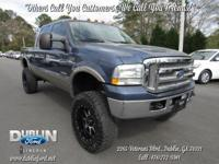 2004 Ford F-250SD Lariat ***BULLETPROOFED***  *CLEAN